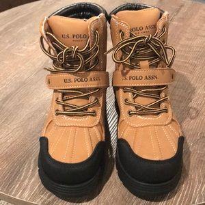 Kids Boys Size 2.5 Shoes US Polo Assn.